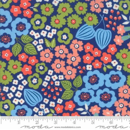 Moda Lazy Days Royal 10070 15 Yardage