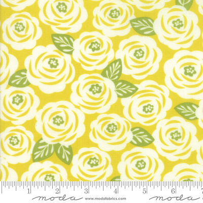 Moda Lazy Days Citrus 10071 16 Yardage