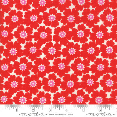 Moda Lazy Days Cayenne 10072 16 Yardage