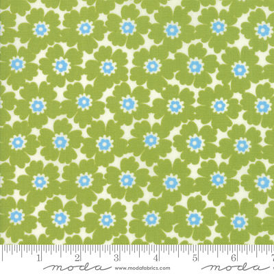 Moda Lazy Days Pea Pod 10072 19 Yardage