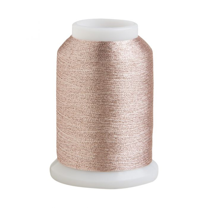 Metallics MINI Cone - 029 Rose Gold 1090 yd