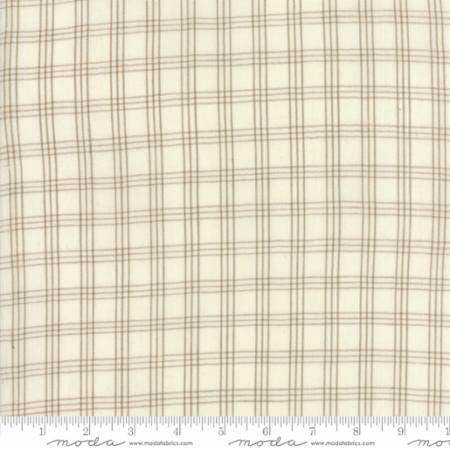 Moda Homespun Gatherings Cresent Tan WOVENS 12710 11 Yardage