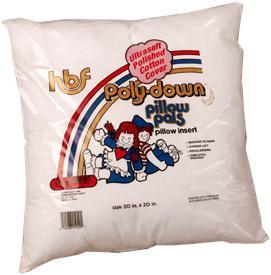 PolyDown Pillow Form 12x12