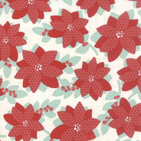 Moda Winterberry Snow 13140 11