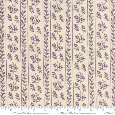 Moda Jardin de Versailles Lavender 13813 19 Yardage