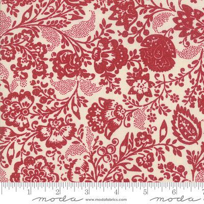 Moda Chafarcani Rouge Pearl 13850 13 Yardage