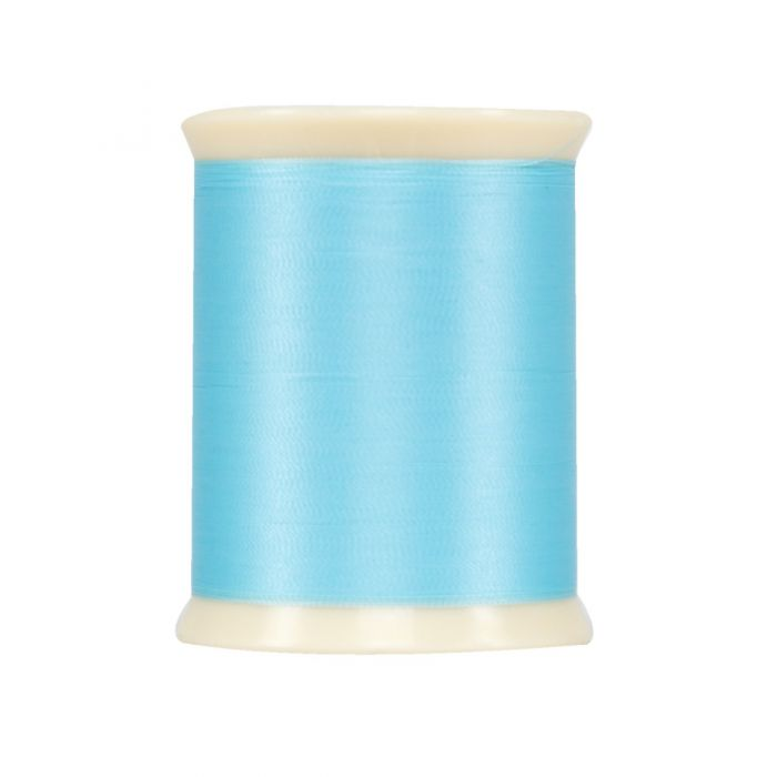 Superior MicroQuilter Spool - 7022 Light Turquoise