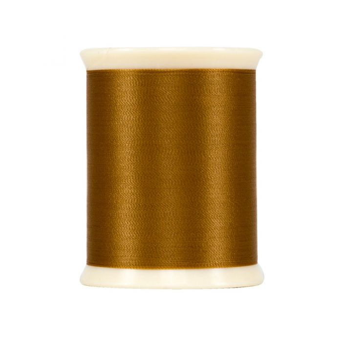 Superior MicroQuilter Spool - 7028 Medium Brown