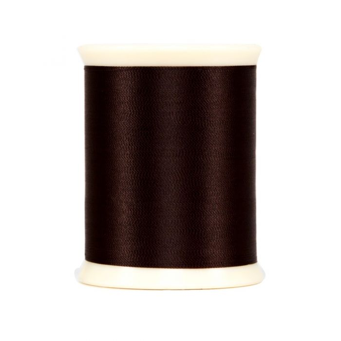 Superior MicroQuilter Spool - 7029 Dark Brown