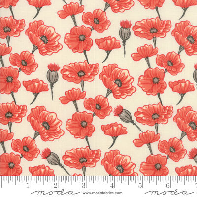 Moda Le Pavot Cloud 17972 11 Yardage