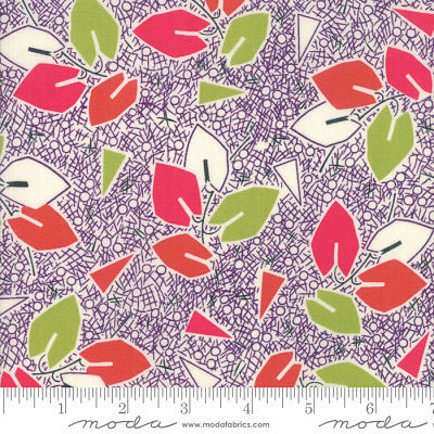 Moda Looking Forward Iris 18142 13 Yardage