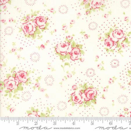Moda Fleurs Linen 18631 11 Yardage