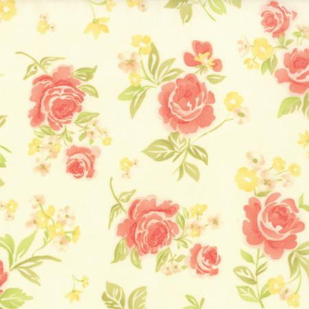 Moda Strawberry Fields Revisited Daisy 20260 14 Yardage