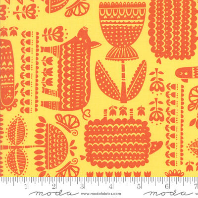 Moda Farm Fun Sunshine 20532 13 Yardage