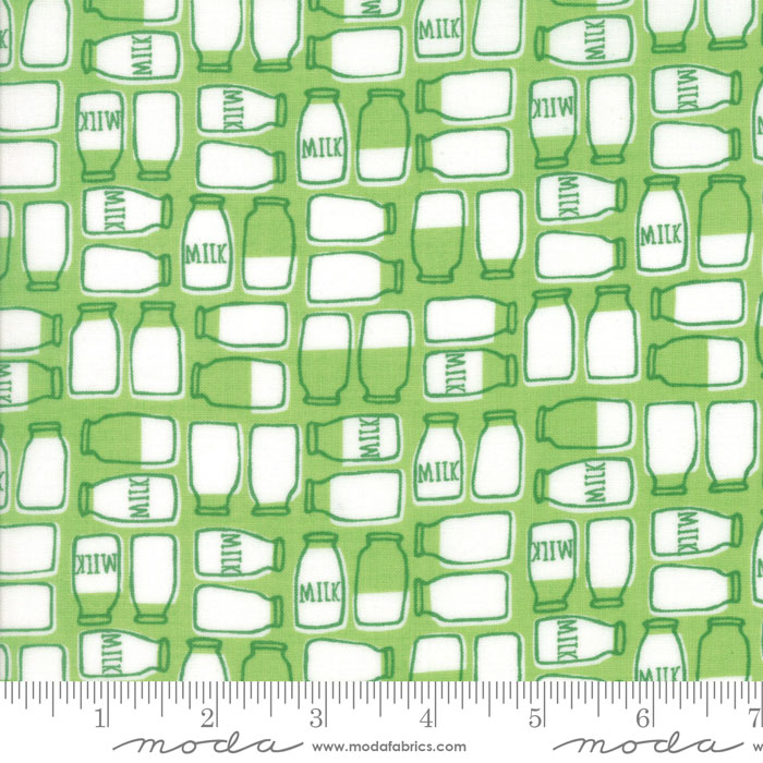 Moda Farm Fun Grass 20534 16 Yardage