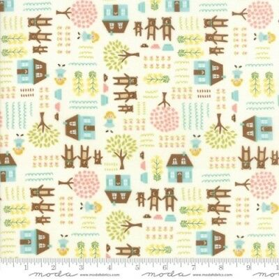 Moda Home Sweet Home Cream 20572 11 Yardage