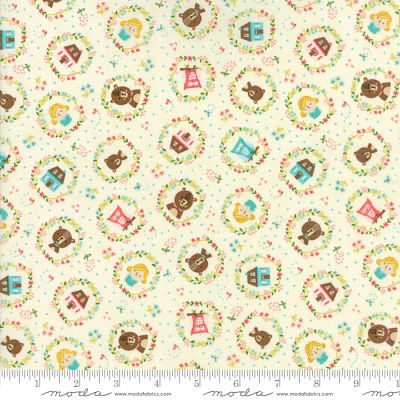 Moda Home Sweet Home Cream 20573 11 Yardage