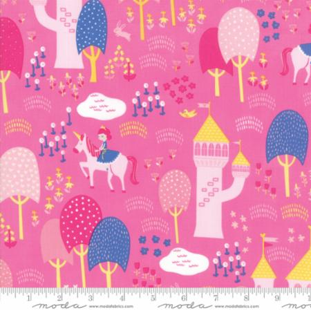 Moda Once Upon A Time Peony 20592 15 Yardage