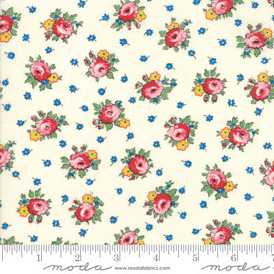 Moda Sweet Harmony Cream 21752 12 Yardage