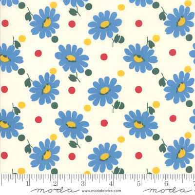 Moda Bubble Pop White 21761 12 Yardage