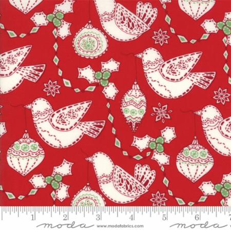 Moda Merry Merry Ribbon 27273 13 Yardage