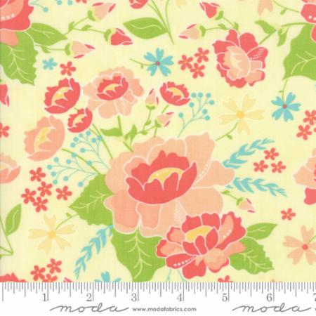 Moda Lulu Lane Canary 29020 12 Yardage
