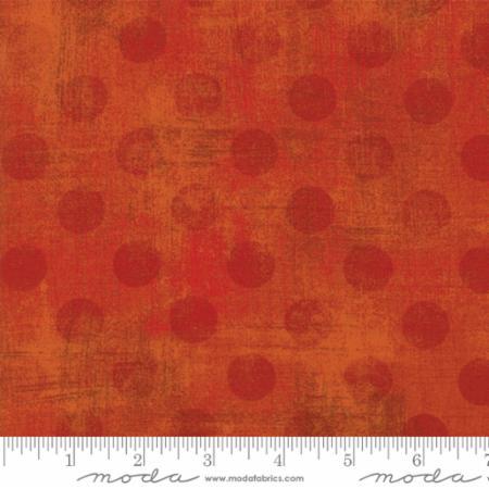 Moda Grunge Hits The Spot New Pumpkin 30149 42 Yardage