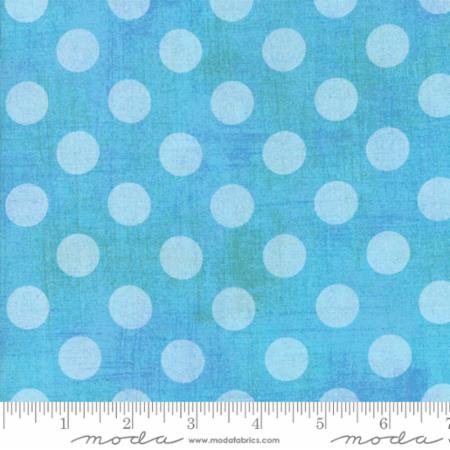 Moda Grunge Hits The Spot New Blue 30149 54 Yardage