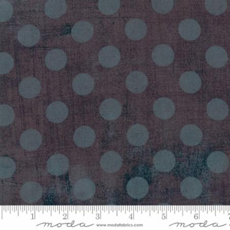 Moda Grunge Hits The Spot New Gris Fonce 30149 66 Yardage