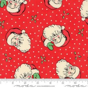 Moda Swell Christmas Red 31120 13 Yardage