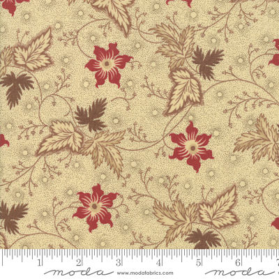 Moda Harriets Handwork Biscuit 31570 11 Yardage