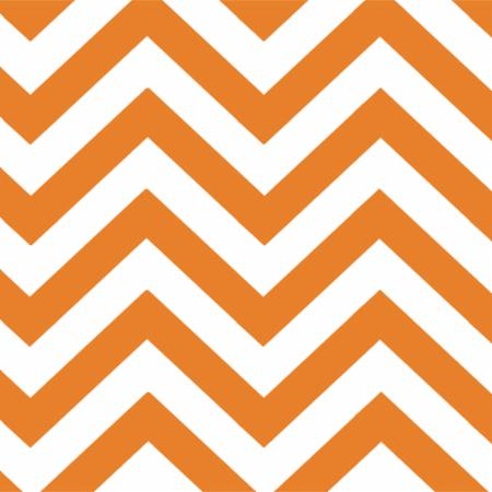 Moda Half Moon Modern Zig Zags Orange 32216 17 Yardage