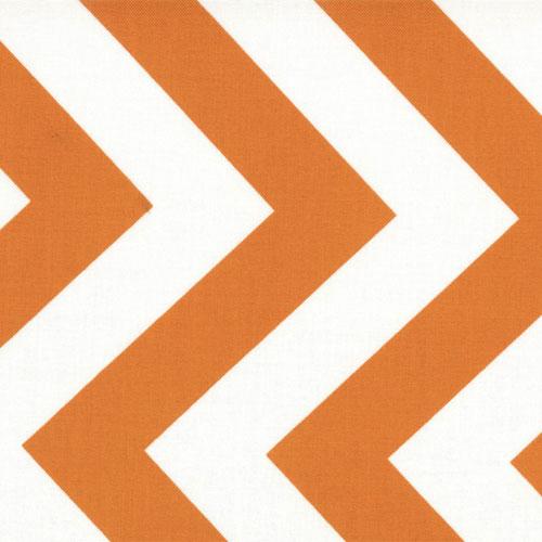 Moda Half Moon Modern Tangerine 32349 17 Yardage