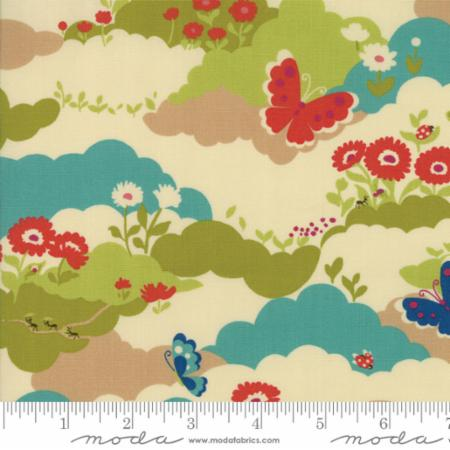 Moda Lucky Day Multi 33291 12 Yardage