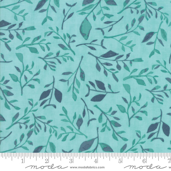 Moda Hazelwood Robins Egg 36011 19 Yardage