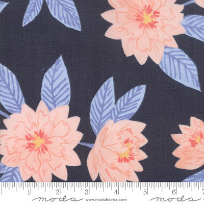 Moda Twilight Floral Midnight 36030 15 Yardage