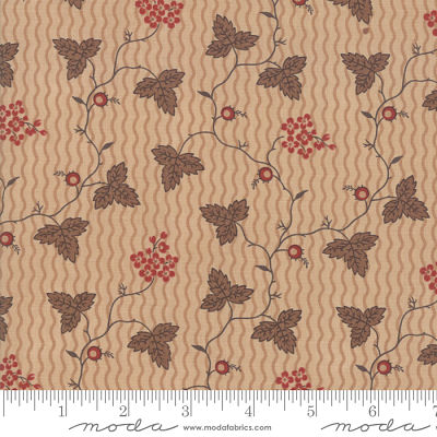 Moda Shelbyville Light Tan 38070 12 Yardage