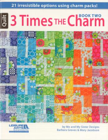Three Times The Charm Volume 2