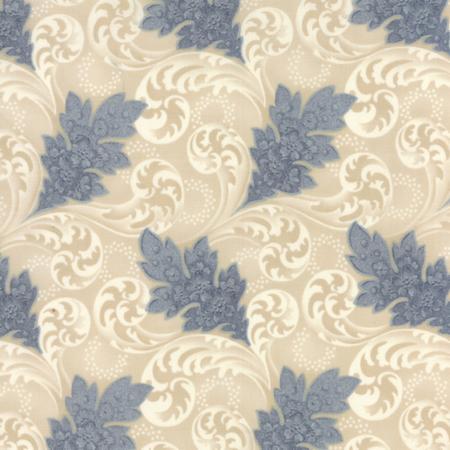 Moda Blue Barn Prints Biscuit 42271 15 Yardage