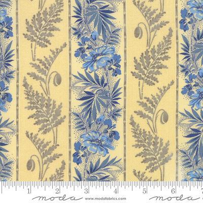 Moda Regency Ballycastle Sudbury Yellow 42322 11 Yardage