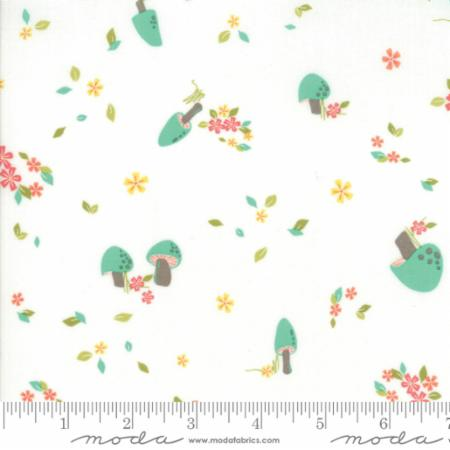 Moda Woodland Secrets Cloud 45521 11 Yardage