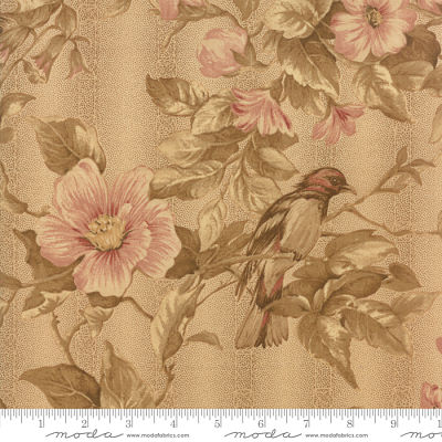 Moda Collection 10th Anniversary Tan 46000 13 Yardage