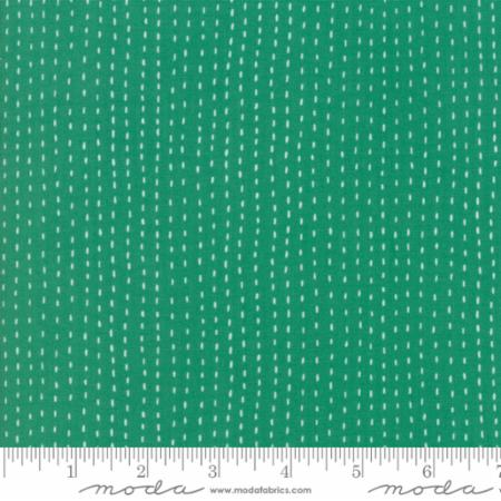 Moda Ahoy Strings Seaweed 48246 14 Yardage