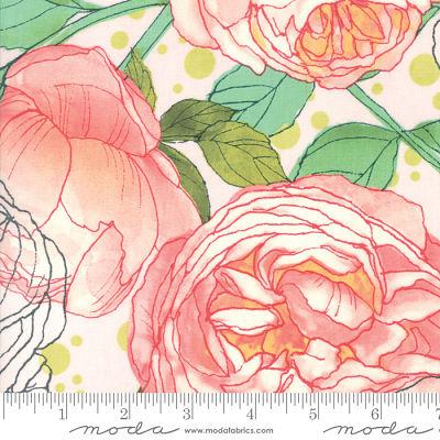 Moda Abby Rose Early Dawn 48670 12 Yardage