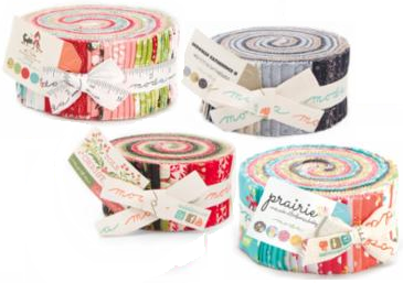 Choose Any 4 Jelly Rolls For One Low Price - Add This To Your Cart!