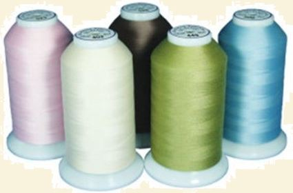 1 - Choose Any 5 Superior Threads So Fine Cones