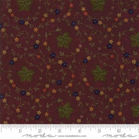 Moda Country Road Purple 9570 16F Flannel Yardage