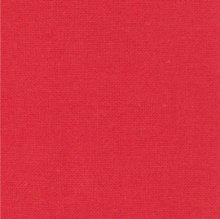 Moda Bella Solids Bettys Red 9900 123 Yardage