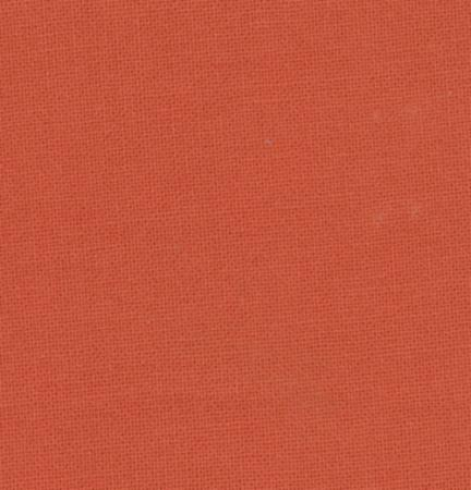 Moda Bella Solids Betty Orange 9900 124 Yardage