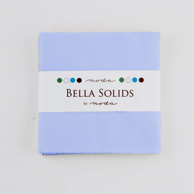 Solids Charm Pack - Baby Blue 9900 32